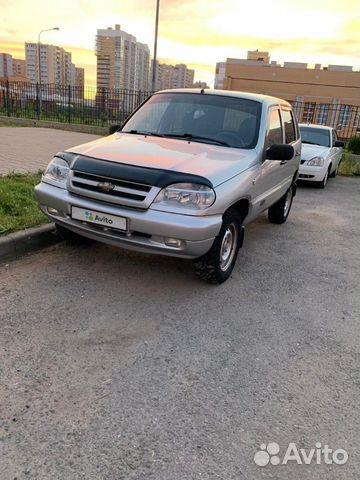 Chevrolet Niva, 2006  89050457959 купить 2