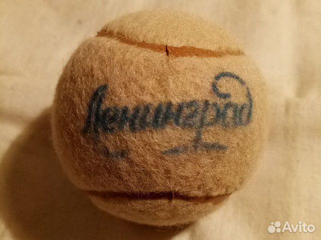 Мячики для большого тенниса. Ленинград. СССР  89034020032 купить 1