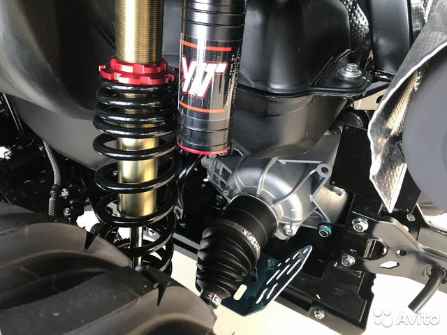 Квадроцикл CFMoto X10 EPS  88792225000 купить 8