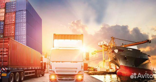 Осуществляем контейнерные перевозки по всей России  89122043000 купить 1