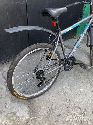 Горный велосипед (есть чек)