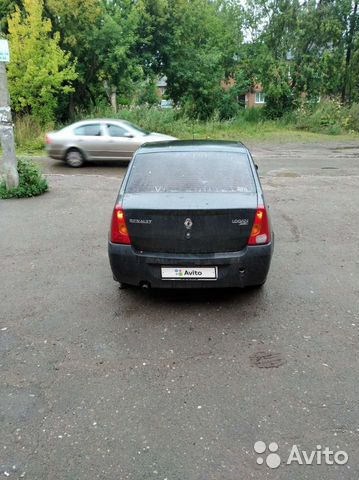 Renault Logan, 2009  89655570646 купить 2