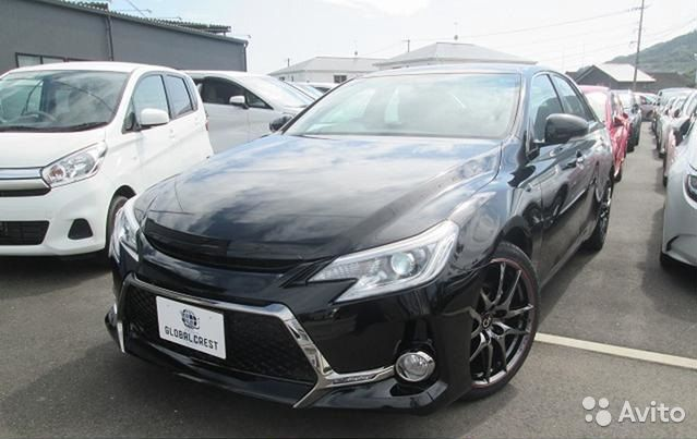Toyota Mark X, 2015  89998820000 купить 1