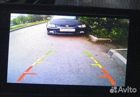 Камера заднего вида, новый комплект  89216884162 купить 5