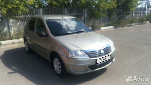 Renault Logan, 2011  89603379603 купить 1