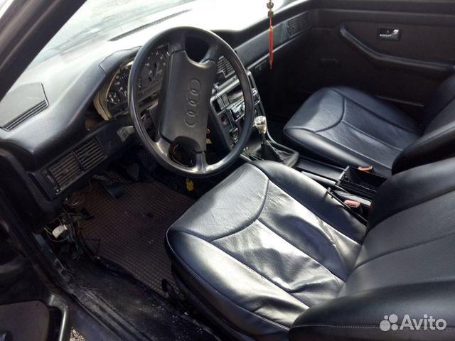 Audi 100, 1988  89038867141 купить 9