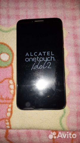 Telefonen Alcatel