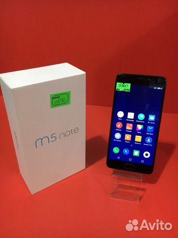 89235827111  Телефон Meizu m5 note (13596)