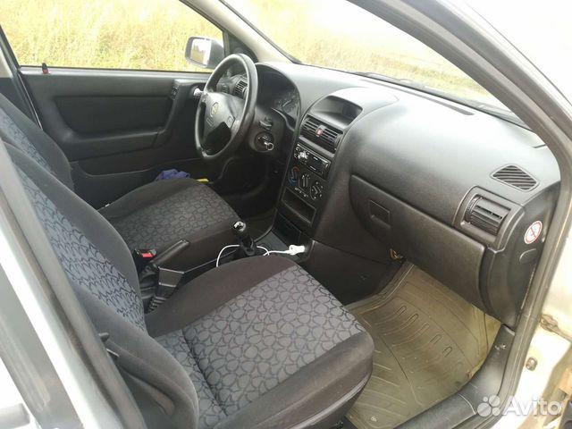 Opel Astra, 2000  89068197607 купить 10