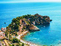 Тур в Италию - Сицилия