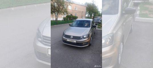Volkswagen Polo, 2016 купить в Владимирской области | Автомобили | Авито
