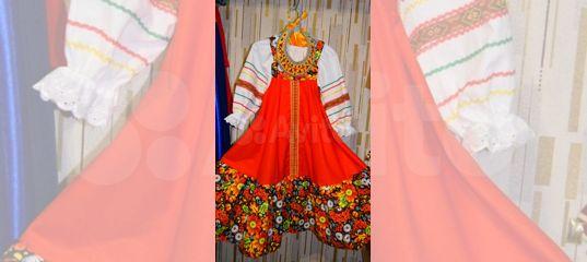 ac61926f868 Платье в деревенском стиле напрокат купить в Москве на Avito — Объявления на  сайте Авито