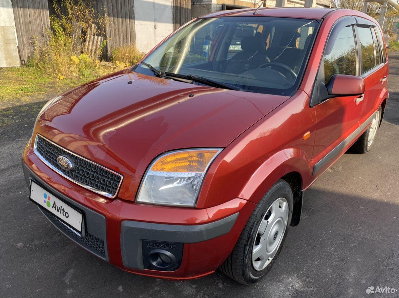 Ford Fusion, 2007  89600147108 купить 1