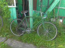 Велосипед хвз Спутник СССР