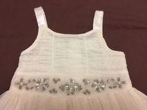 Нарядные платья принцессы next, р.92(+6)