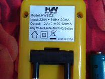 Зарядное устройство для аккумуляторов аа, ааа