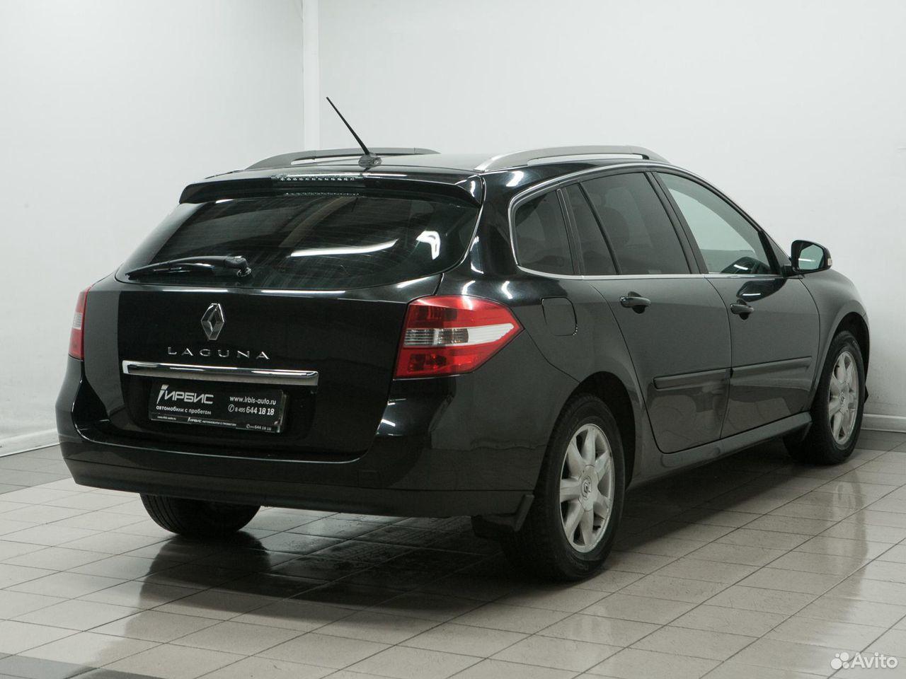 Renault Laguna, 2008  84959970942 купить 7