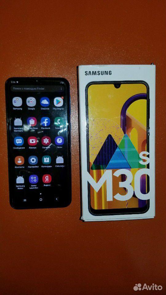 89107311391  Samsung m30s 4/64