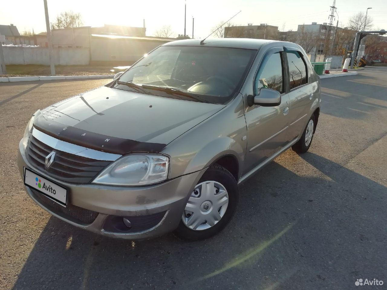 Renault Logan, 2011  89613558476 kaufen 3