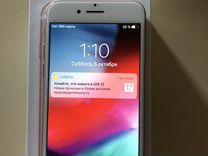 iPhone 7 32gb Gold идеальное состояние
