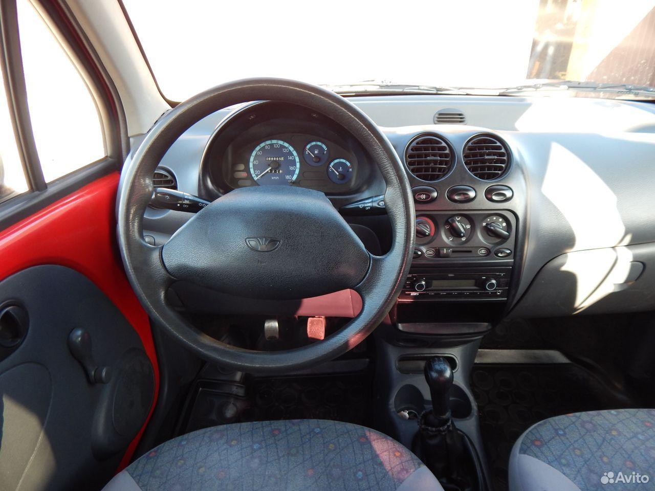 Daewoo Matiz, 2013  89611691114 купить 10