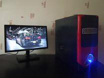 Игровой системный блок на базе AMD
