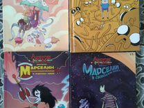 Комиксы Время Приключений