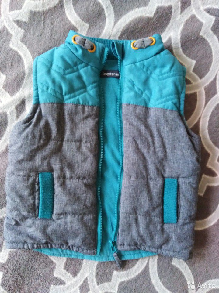 Vest for boy  89537021919 buy 1
