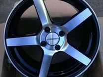 Новые диски R15 4*100 Vossen CV3