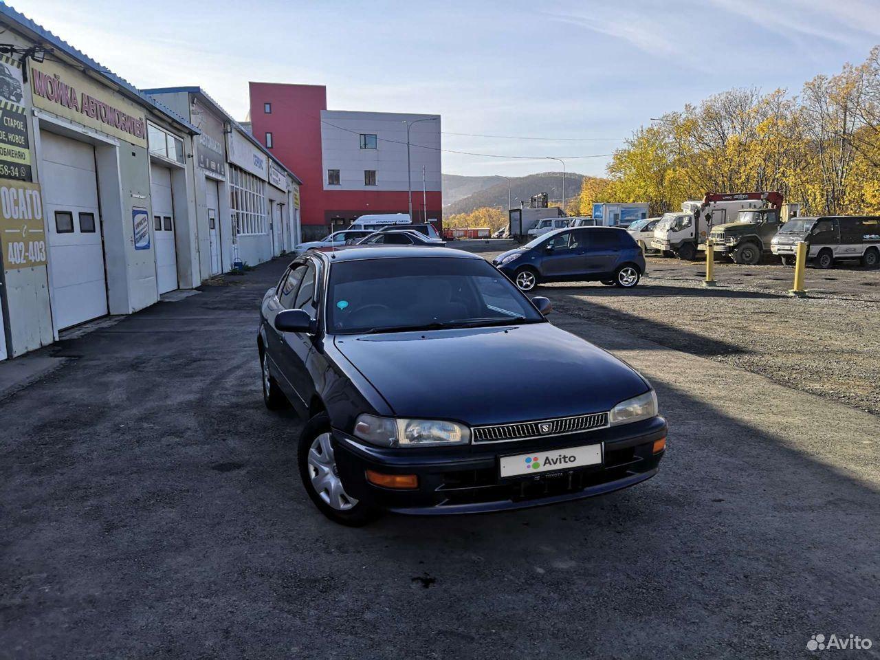Toyota Sprinter, 1994  89147803069 купить 10