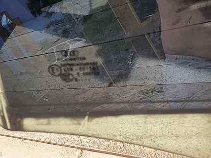 Стекло двери RL на Audi A4 (B8) 8K2, 8K5 (рестайл)