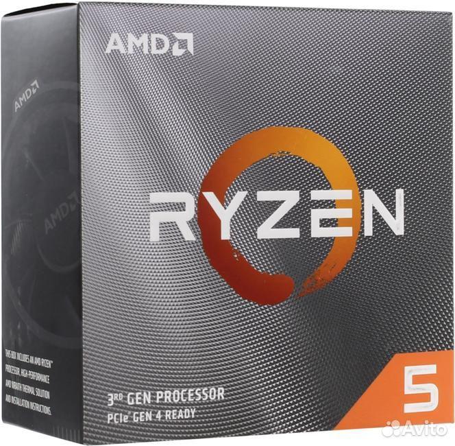 AMD ryzen 5 3600 BOX  89084486495 купить 1