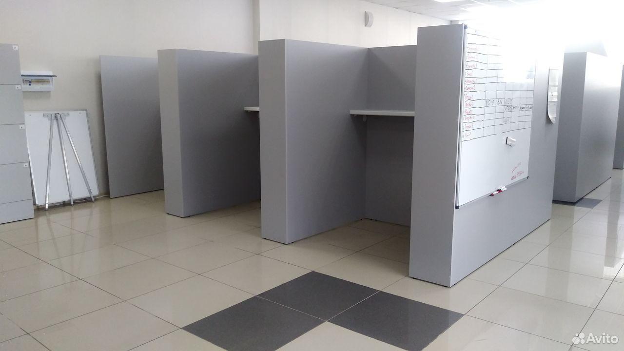 Мебель для Call-центров - зонированные места  89682660776 купить 2