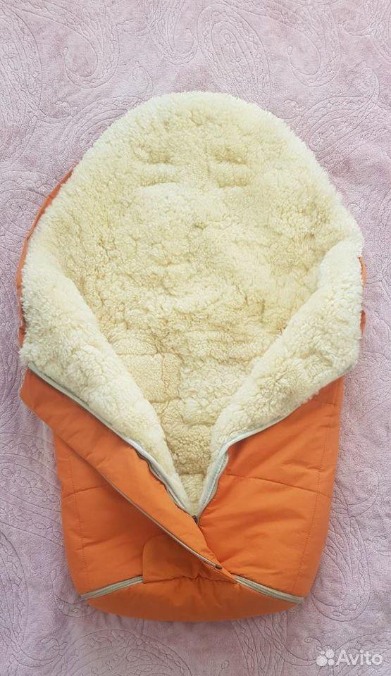 Зимний конверт овчина Christ  89140288073 купить 1