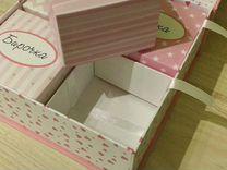 """Коробка """"мамины сокровища"""""""