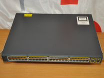Коммутатор Cisco Catalyst WS-C2960-48-PST-S