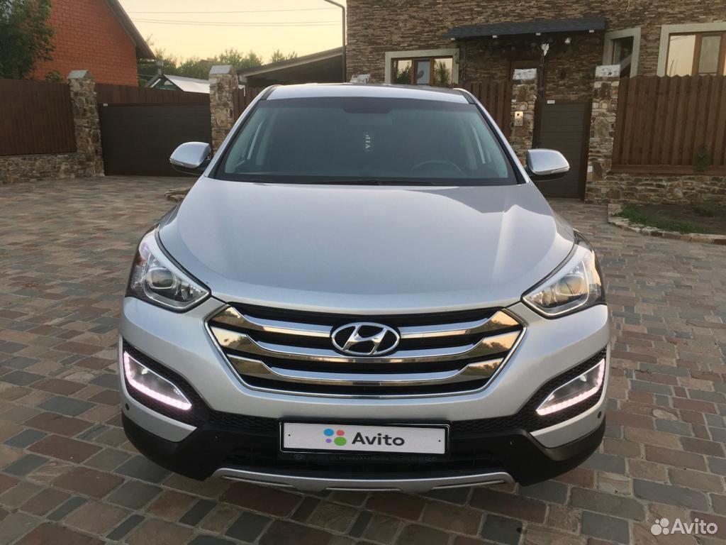 Hyundai Santa Fe, 2014  89584757524 купить 1