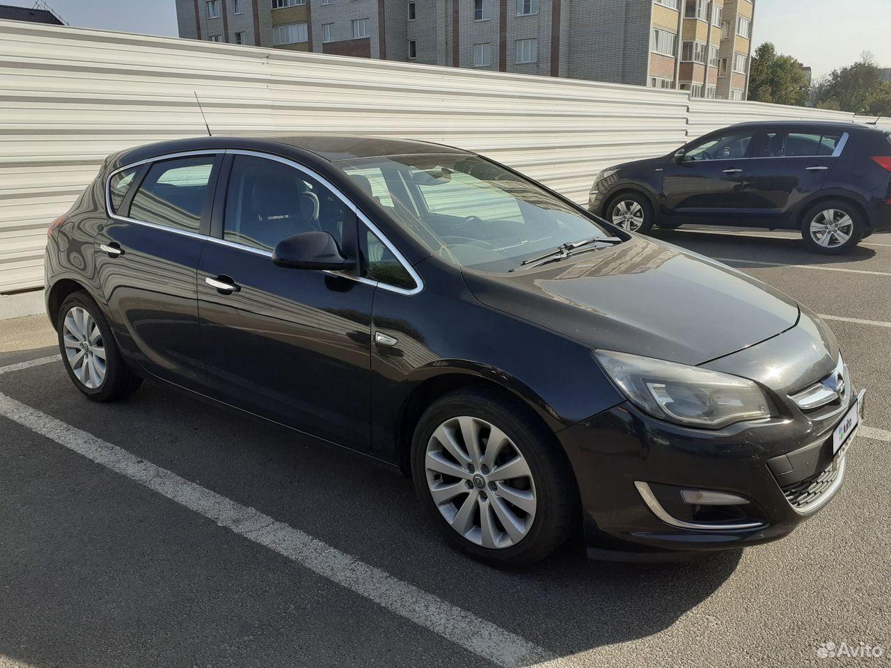 Opel Astra, 2013  89038778591 купить 5