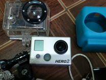 Gopro Hero HD, Hero 2, Hero 3 black edition