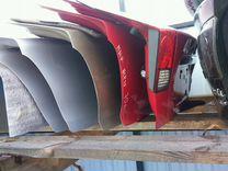 Тойота платц до рестайлинг крышка багажника
