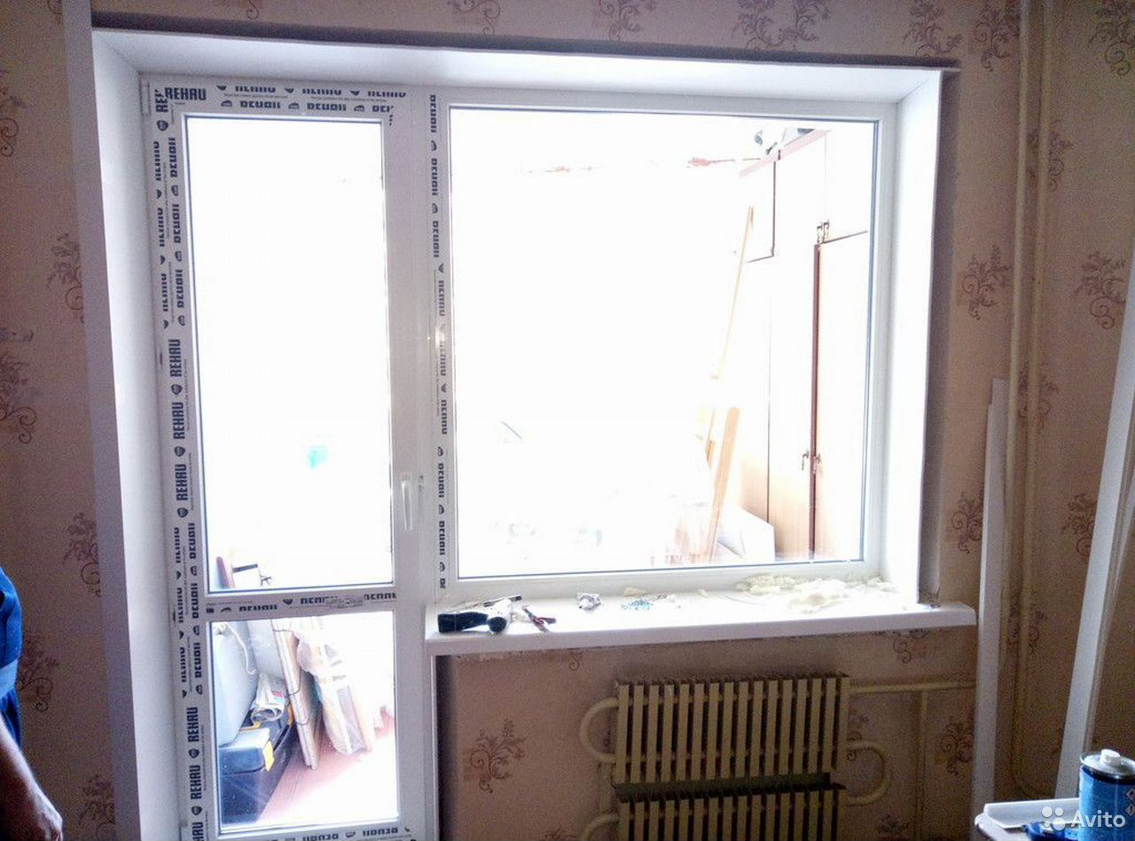 Балконный блок/ Окна пластиковые  89510779674 купить 8