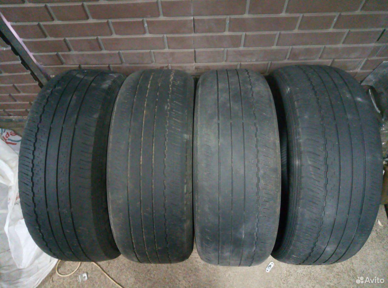 Dunlop grandtrek 245/55 r19 летние  89506888835 купить 3