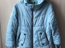 Куртка д/с рост 134