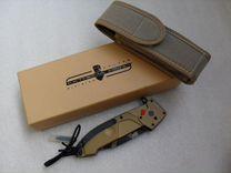 Складной нож Extrema Ratio HF1 Tanto Point Desert