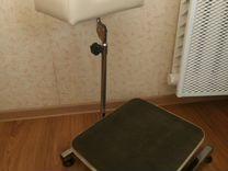 Подставка для ноги педикюрная