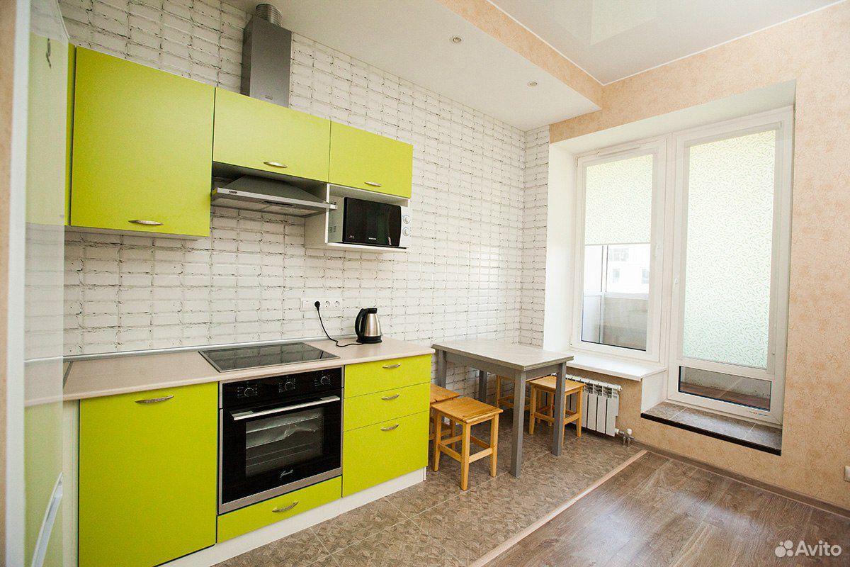 1-к квартира, 42 м², 6/19 эт.