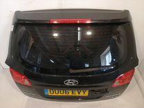 Крышка багажника Hyundai Santa Fe 2.7 G6EA 2006