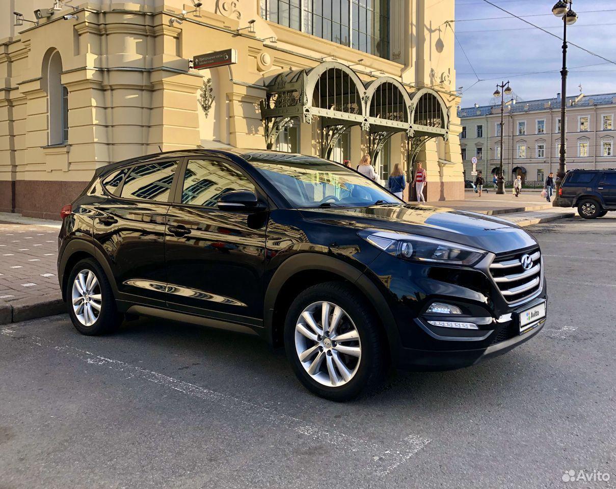 Hyundai Tucson, 2016  89219134967 купить 1