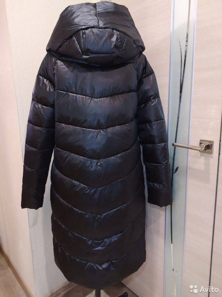 Новый зимний пуховик р.46-48  89038193528 купить 3