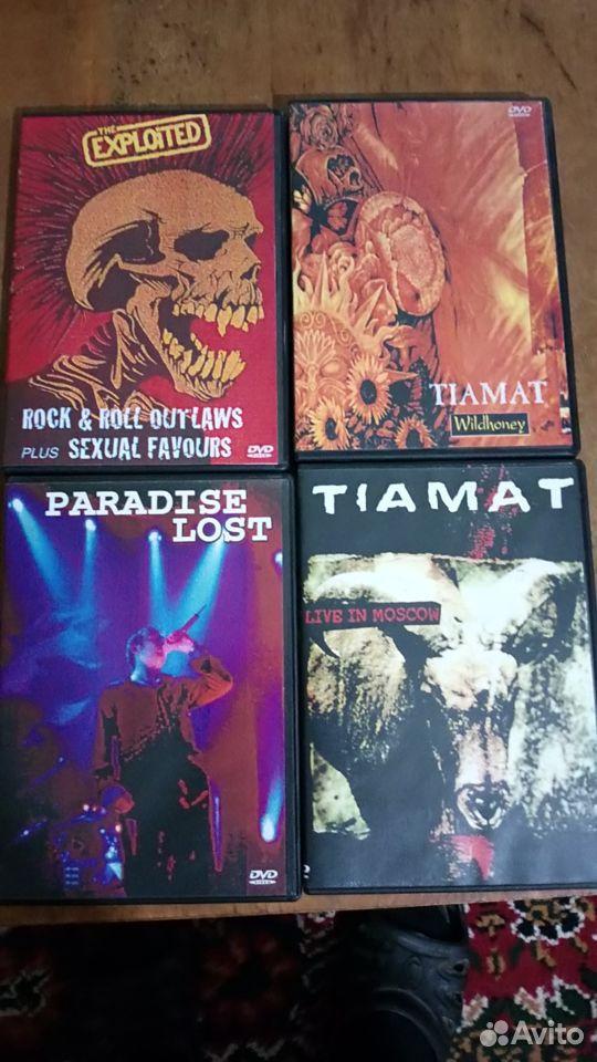 DVD, музыка (метал) 89992244626 купить 2